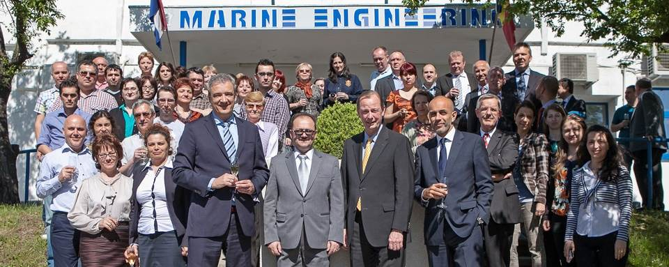 Marine Engineering Galati