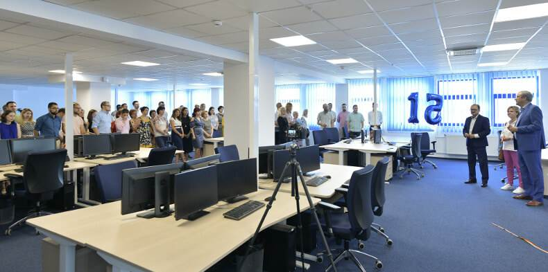 A new engineering design office was inaugurated