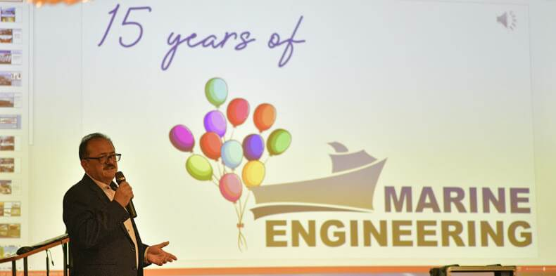 On the 27 of June MEGA celebrated 15 years since start up