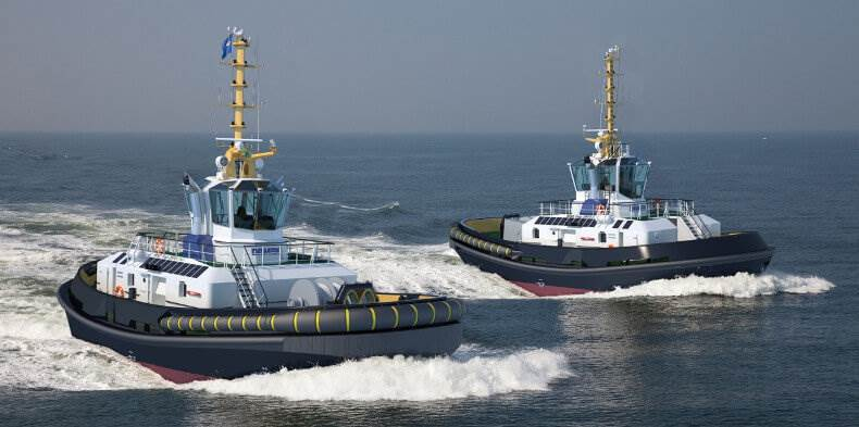 LeanShips project - RSD Tugs 2513