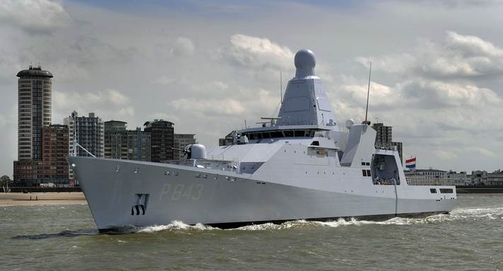 Offshore Patrol Vessel 3750 Holland Class