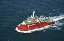 Second of three Fugro Offshore Coastal Survey Vessels delivered to Fugro N.V.