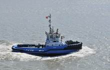 First delivery of Damen ASD Tug 2810, ARC Towage signed four contracts total in Barcelona, Spain