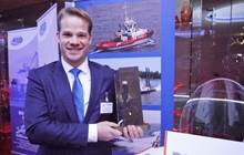 Damen Shipyards Galati wins prestigious Dutch Romanian Business Award