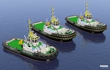 Multraship and Damen agree deals for three more ASD Tugs